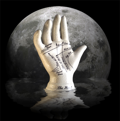 Palm Readings by Nancy Anderson, owner of Crescent Moon Metaphysical in Wyoming, MN, next to Forest Lake and the Twin Cities of Minneapolis and St. Paul.